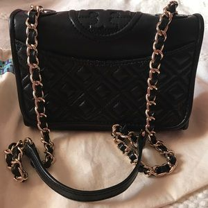 Tory Burch Mini Fleming Bag